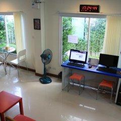Ananas Phuket Hostel интерьер отеля