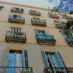 Отель Barcelona Rambla Apartment Испания, Барселона - отзывы, цены и фото номеров - забронировать отель Barcelona Rambla Apartment онлайн балкон