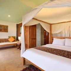 Отель Ti Amo Bali Resort 3* Улучшенный номер с различными типами кроватей фото 9