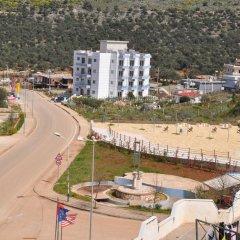 Отель Pelod Албания, Ксамил - отзывы, цены и фото номеров - забронировать отель Pelod онлайн пляж фото 2