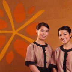 Отель Angsana Xian Lintong интерьер отеля фото 2