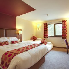 Gullivers Hotel 3* Стандартный номер с различными типами кроватей