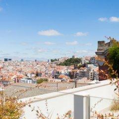 Отель Living Graça балкон