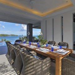 Отель Cape Panwa Villa пляж