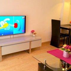 Отель Palacio Apartments - Madrid Испания, Мадрид - отзывы, цены и фото номеров - забронировать отель Palacio Apartments - Madrid онлайн интерьер отеля