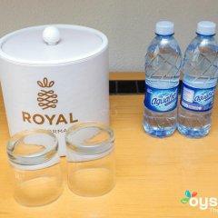 Отель Royal Reforma 4* Стандартный номер фото 8
