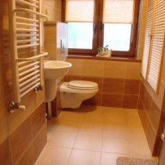 Отель Guest House Pokoje U Krzeptowskich Косцелиско ванная