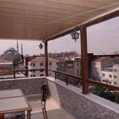 Отель Vefa Apart балкон