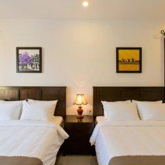Отель OHANA Garden Boutique Villa 2* Стандартный семейный номер с двуспальной кроватью фото 9
