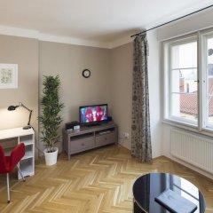 Отель Templová Чехия, Прага - отзывы, цены и фото номеров - забронировать отель Templová онлайн комната для гостей фото 3