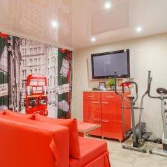 Апартаменты Red Bus Apartment na Mira фитнесс-зал