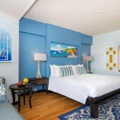 The Bayview Hotel Pattaya 4* Номер Делюкс с различными типами кроватей фото 12