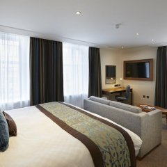 Amba Hotel Charing Cross 4* Представительский номер фото 5