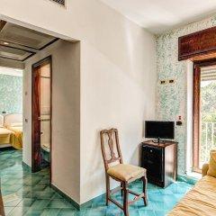 Grand Hotel Hermitage & Villa Romita 4* Стандартный номер с различными типами кроватей фото 2