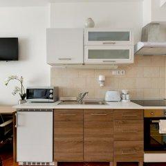 Апартаменты Sun Resort Apartments Студия Делюкс с различными типами кроватей фото 11