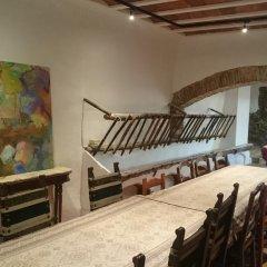 Отель Mas Can Puig de Fuirosos Сан-Селони помещение для мероприятий