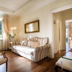 Villa La Vedetta Hotel 5* Люкс повышенной комфортности с различными типами кроватей фото 13