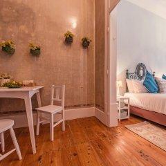 Отель Casinha Das Flores 3* Улучшенный номер фото 4