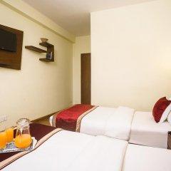 Отель Backyard Hotel Непал, Катманду - отзывы, цены и фото номеров - забронировать отель Backyard Hotel онлайн в номере фото 2