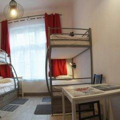 Hostel Lwowska 11 Кровать в общем номере с двухъярусной кроватью фото 14