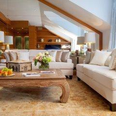 Four Seasons Hotel Milano 5* Люкс с различными типами кроватей фото 20