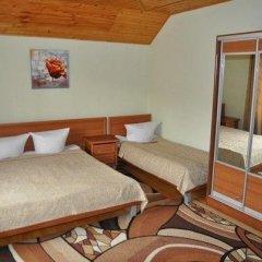 Гостиница Zoriana Номер Делюкс с различными типами кроватей фото 10