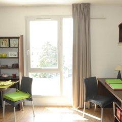 Отель Parc Harmonie Франция, Лион - отзывы, цены и фото номеров - забронировать отель Parc Harmonie онлайн комната для гостей фото 2