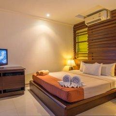 Отель Lanta Pura Beach Resort 3* Улучшенный номер с различными типами кроватей фото 7
