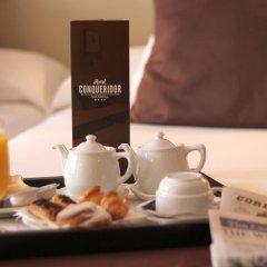 Отель Conqueridor Испания, Валенсия - 1 отзыв об отеле, цены и фото номеров - забронировать отель Conqueridor онлайн в номере фото 2