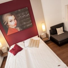 Отель Urban Stay Villa Cicubo Salzburg Австрия, Зальцбург - 3 отзыва об отеле, цены и фото номеров - забронировать отель Urban Stay Villa Cicubo Salzburg онлайн комната для гостей фото 3