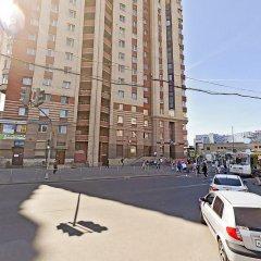 Апартаменты на Ленсовета 88 Апартаменты с различными типами кроватей фото 33