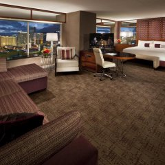 Отель SKYLOFTS at MGM Grand 4* Люкс с различными типами кроватей фото 3