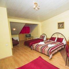 Отель Леадора 2* Полулюкс с разными типами кроватей фото 13