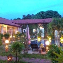 Отель Pictory Garden Resort 3* Стандартный номер с двуспальной кроватью фото 17