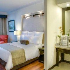 Grand Tikal Futura Hotel 4* Стандартный номер с различными типами кроватей фото 2