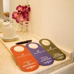 Гостиница Астраханская Номер Делюкс с различными типами кроватей фото 8