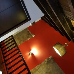 Отель Apartamentos El Rincon Encantado Кангас-де-Онис интерьер отеля фото 2