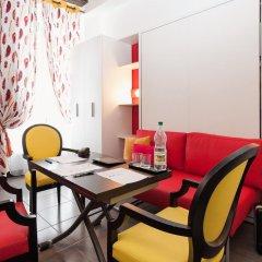 Отель Bersolys Saint-Germain Франция, Париж - отзывы, цены и фото номеров - забронировать отель Bersolys Saint-Germain онлайн комната для гостей фото 10