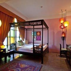Shanghai Mansion Bangkok Hotel 4* Улучшенный номер с различными типами кроватей фото 3
