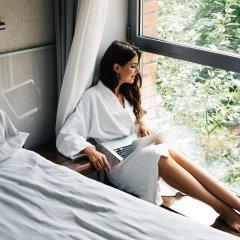 Q Hotel Grand Cru Gdansk 4* Стандартный номер с различными типами кроватей фото 10
