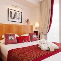 Отель Hôtel Waldorf Trocadéro 4* Стандартный номер с различными типами кроватей фото 2