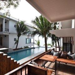 Отель Simple Life Cliff View Resort 3* Улучшенный номер с различными типами кроватей фото 12