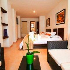 Отель Innova Chipichape 3* Стандартный номер с двуспальной кроватью фото 8