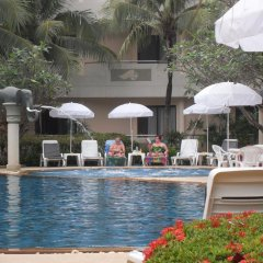 Отель Golden Beach Resort бассейн фото 3