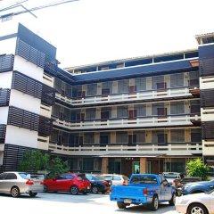 Отель Ze Residence парковка