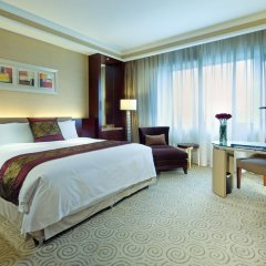 Millennium Hotel Chengdu 4* Представительский номер с различными типами кроватей фото 3