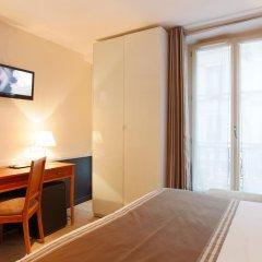 Отель Hôtel Atelier Vavin 3* Стандартный номер с различными типами кроватей фото 7