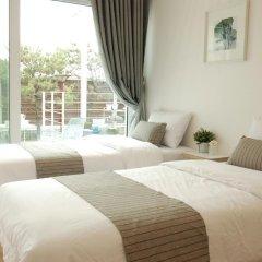 Отель The Mei Haus Hongdae 3* Стандартный номер с различными типами кроватей фото 16