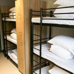 Отель Publove @ Exmouth Arms Euston 2* Кровать в общем номере с двухъярусной кроватью фото 2