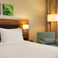 Гостиница Hilton Garden Inn Moscow Новая Рига 4* Стандартный номер с двуспальной кроватью фото 5